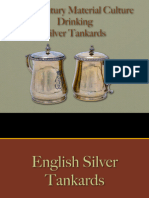 Drinking - Drinking Vessels - Silver Tankards