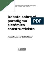 El Paradigma Sistémico Constructivista