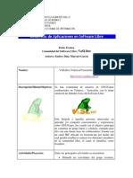 Ficha Técnica Comunidades de Software Libre ED-MG