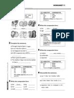 Worksheets 2 11