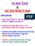 Readme about limit state