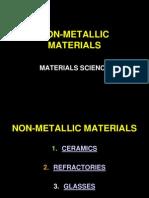 non metallic particles
