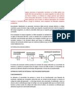 Sistemas de Excitación Estático para generadores
