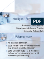 Intelligent Polypharmacy
