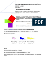 Ternas Pitagoricas Laboratorio de Física