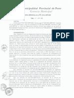 Resolucion Costo HH - 20130001