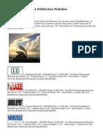 Top 15 Beliebtesten Politischen Websites