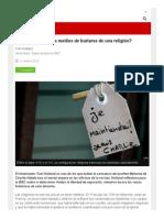 ¿Tienen Derecho Los Medios de Burlarse de Una Religión_ - BBC Mundo