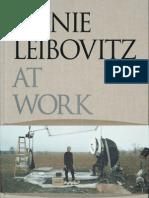 Annie Leibovitz - Annie Leibovitz at Work (Photography Art eBook)