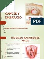 Cancer y Embarazo