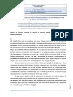 Transcrição Parcial - Experiência Da Unificação Dos Serviços Cartorários e Os Cartórios Do Futuro