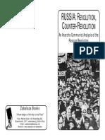 Licentia - Russia, Revolution, Counterrevolution