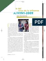 Anatomía Del Virus de La Influenza a H1N1-2009
