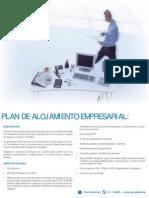 Plan de Alojamiento Empresarial