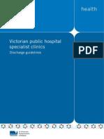 Discharge Guidelines