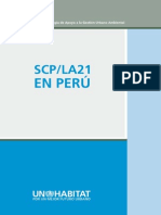 The Sustainable Cities Programme in Peru