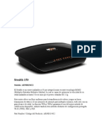 Router Nexxt Stealth 150