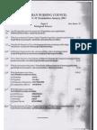 Biological Science Paper 1 Jan 2013