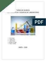 Instrumentos de quimica