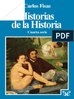 Fisas, Carlos - [Historias de La Historia 04] Historias de La Historia 4 [4444] (r1.0 Arnaut)