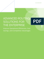 Advanced Routing Solution for the Enterprise-En