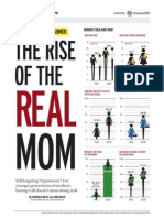 The Rise of the Real Mom