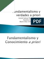 epistemologia presentacion, la epistemologia de descartes y las creencias