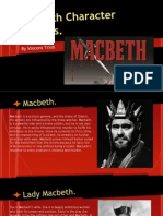 macbeth character profiles