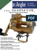 The Asian Angler - January 2015 Digital Issue - Malaysia - English