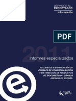 Analisis de Mercado Amaranto y Quinua