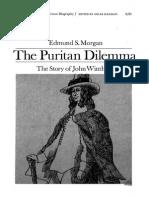 The Puritan Dilemma Story of John Winthrop