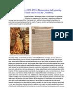 Pope Alexander VI Papal Bull