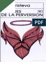 Kristeva Poderes de La Perversion