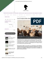 Las 22 Mejores Sillas Clásicas Del Diseño Industrial _ Maria Victrix