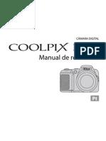 Nikon Coolpix L810 Manual Portugues