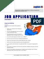 Applicattion s