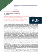 PIANO RISANAMENTO QUALITA' DELL'ARIA REGIONE SICILIA PROCEDIMENTO 17603 2012 EX 9963 2009 PROCESSO ASSESSORI E DIRIGENTI