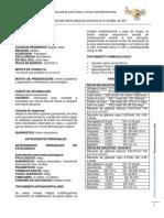 casoclinicoypaepacientecontubodetorax-130305225159-phpapp01