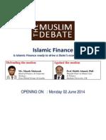 THE MUSLIM DEBATE - Islamic Finance.pdf