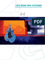 ductile iron pipe systems annual journal of the European association