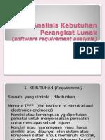 Rekayasa Perangkat Lunak Materi 6