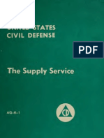 (1952) The Supply Service
