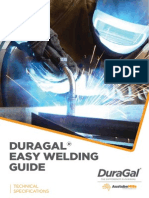 DuraGal Easy Welding Guide