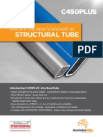 C450PLUS Structural Tube Product Brochure