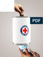 Improve Visibility and Reliability of Philippine Red Cross' Drive for Donations at LRT Stations through Visual Communication