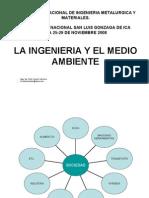 La Ingenieria y El Medio Ambiental
