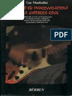 Gae Manfredini - Fraseggio Ed Improvvisazione Nella Chitarra Rock