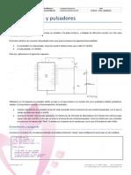 Ficha Arduino - 02 LEDs y Pulsadores
