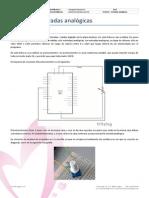 Ficha Arduino - 05 Entradas analógicas