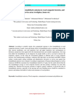 Evaluation the free formaldehyde emission in wood composite factories, andservice area.pdf